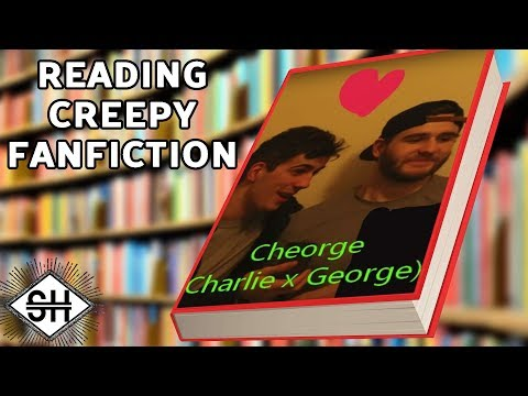 Xxx Mp4 We Read Our Creepy FanFiction 3gp Sex