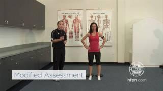 Overhead Squat Assessments - HFPN - Health & Fitness Provider Network