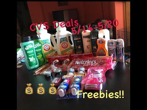 CVS Coupon Deals 5/14-5/20  *Freebies*
