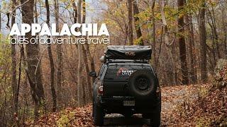 S2E10: Tales of Adventure Travel - Appalachia