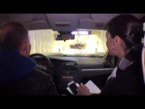İşte Avrasya Tüneli'nden geçiş anı