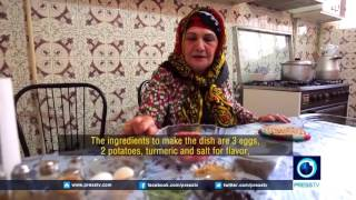 IRAN Lorestan Cuisine Iranian traditional food