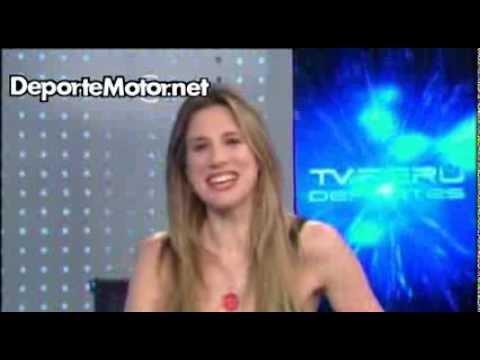Fox Sports con Alina Moine transmitirá los Caminos del Inca 2013