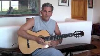 Shake It Up |  Acoustic Guitar | Latin guitar | Steven Katz