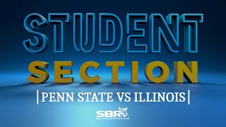 Penn State vs Illinois | College Football Free Picks | The Student Section Clips