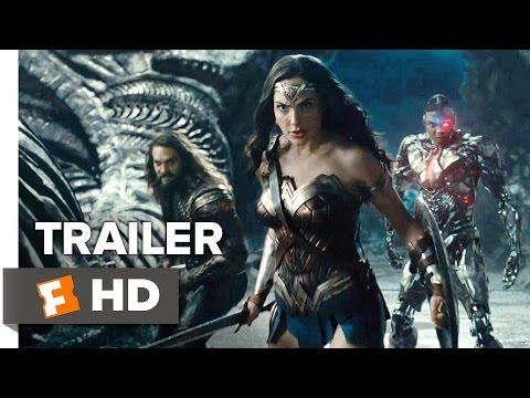 Justice League Trailer 1 2017 Movieclips Trailers