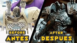 Transformers The Last Knight Deluxe Class STEELBANE CUSTOM