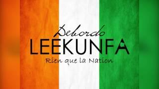 Debordo Leekunfa - Rien que la nation (audio)