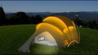 AMAZING Innovative Camping Tents