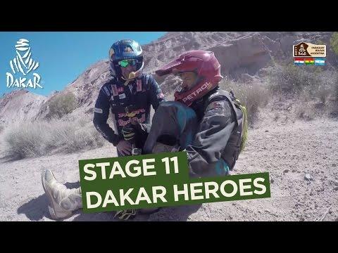 Stage 11 Dakar Heroes Dakar 2017