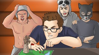WHEN MINI GOLF GOES WRONG!! - Golf With Friends Funny Moments!