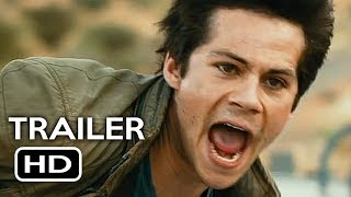 Maze Runner 3: The Death Cure Official Trailer #1 (2018) Dylan O
