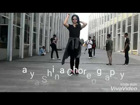Joget Aisyah Jatuh Cinta Malu Maluin Ditempat Umum Choreo Aby Natya Shina Rendy