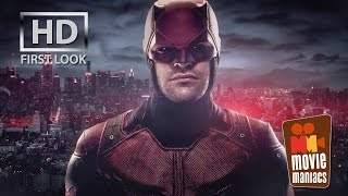 Daredevil  official First Look at the Red Suit From Marvels Daredevil 2015 Charlie Cox uploaded on 14 day(s) ago 15411 views