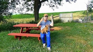 Grazing and Garden Tips with Ray and Rascal