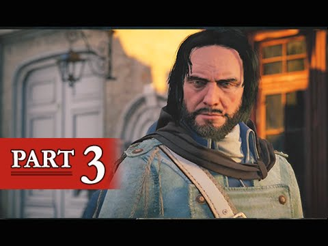 Assassin's Creed Unity Walkthrough Part 3 - Graduation (PS4 Gameplay Commentary)
