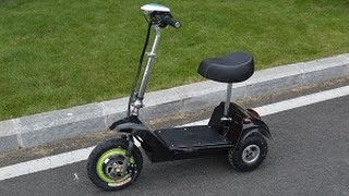 K7T Golf 3 wheel electric scooter,old people mini scooter