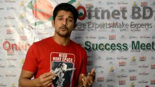 Softnetbd students review YouTube marketing course