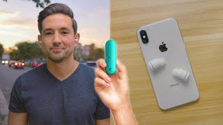 Better than Apple AirPods? - Air by Crazybaby NANO