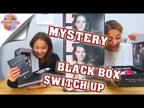 Xxx Mp4 MYSTERY BLACK BOX SWITCH UP Challenge Bekommt Miley Ihren Favoriten Mileys Welt 3gp Sex