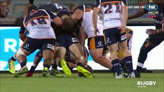 2018 Super Rugby Round Five: Brumbies v Sharks