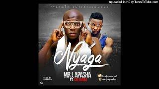 Mr J Apasha ft Selebobo - Nyaga (NEW 2015)