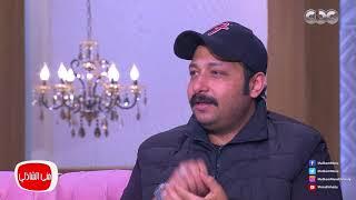 معكم مني الشاذلي - وظائف عمل بها الكوميديان محمد ثروت قبل عمله بالتمثيل