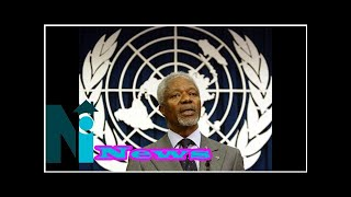 9 motivational quotes by former United Nations Secretary General Kofi Annan