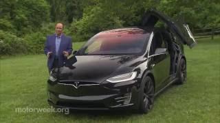 MotorWeek | Road Test: 2016 Tesla Model X