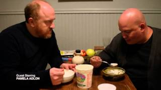 Louie Saison 05 Episode 06 Milk From Tits! Yogurt from pussy!