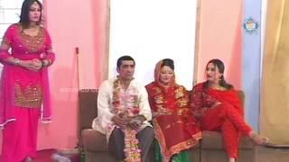 Haira Pheri Zafri Khan and Tariq Teddy New Pakistani Stage Drama Trailer Full Comedy Show