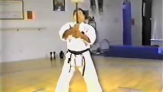 Shihan Morio Higaonna · Power training of Goju Ryu Karate