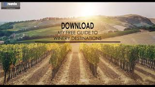 (Tech Music)Download My Free Guide to Exploring Wine Destinations Around the World