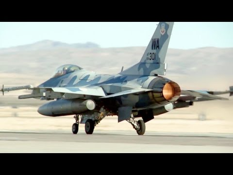watch United States Air Force  Exercise Red Flag – Day & Night on the Flightline
