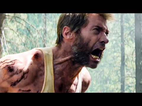 LOGAN The Mutant TV Spot Trailer 2017