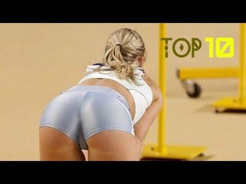 Top 10 En Seksi Sporcu Kızlar 2015 Uzun Atlama Sporu