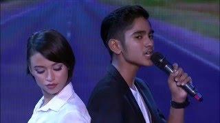 Ceria Popstar 2016: Konsert 3 - Irfan 'Biarkanlah'