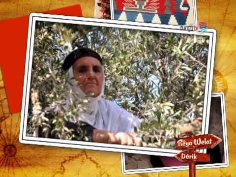 2012 Rêya Welat Dêrika Çiyayê Mazî Dunya TV Ahmet Çelik