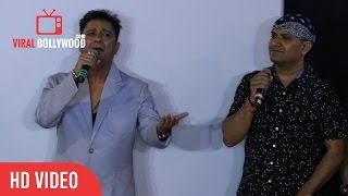 Sukhwinder Singh Live Performance At TUNG LAK Song Launch
