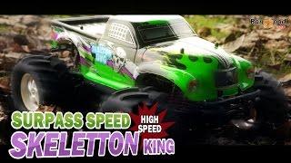 DRIVING AMAZING MONSTER RC DRIFT TRUCK!!-Banggood.com