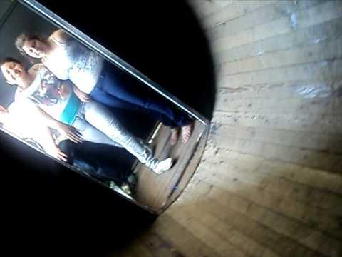 En el Parque de Lujan con Ella ;