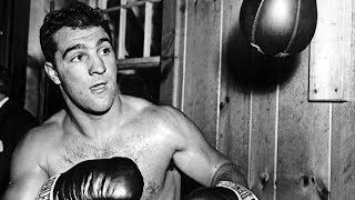 VINTAGE ROCKY MARCIANO TRAINING FOOTAGE THE BEST OF ROCKY MARCIANO
