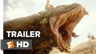 Gods of Egypt Official Trailer #2 (2016) - Brenton Thwaites, Gerard Butler Movie HD