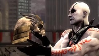 Mortal Kombat 9 - Intro Y Final HD [Sub Español]