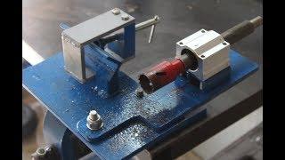 Piegatrice Per Pressa Fai Da Te Homemade Press Brake Watch