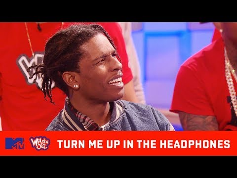 Drake Lil Uzi Vert A AP Ferg & More Step In the Booth 😂 Wild N Out TurnMeUpInTheHeadphones