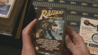 The thrift shop VHS raid..