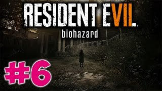 GADNOOOO!!! Resident Evil Biohazard #6