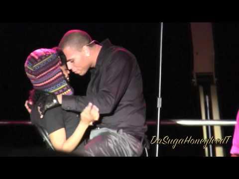 Chris Brown Slow Dance Set in Atlanta GA