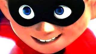 INCREDIBLES 2 New TRAILER Tease (Animation, 2018)